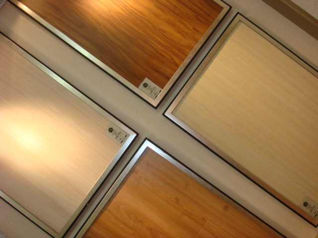 laminate flooring color image