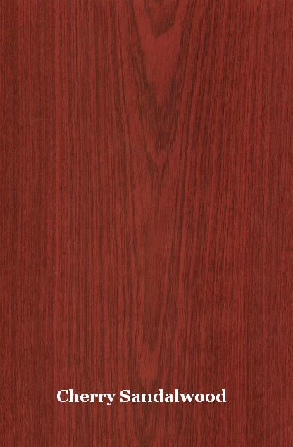 cherry sandalwood laminate