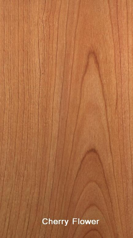 cherry flower laminate