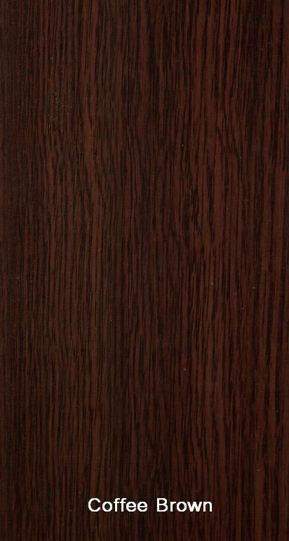 coffee brown laminate