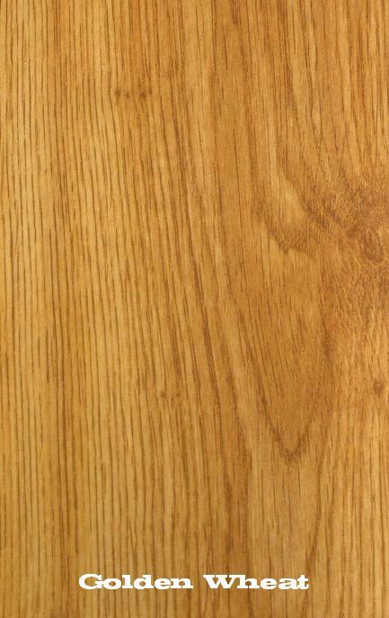 red oak white oak golden whear natural
